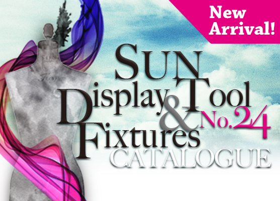 SUN Display Tool & Fixture CATALOGUE No.24